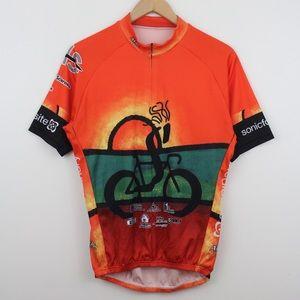 ATAC Sportswear Sonic Foundry Atac Cycling Jersey